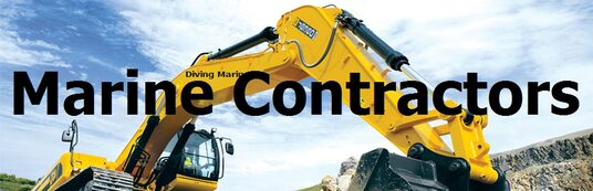 Civil Marine Engineering Construction And Demolition - Diving Marine UK