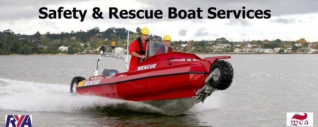 Safety Boat Services In Hampshire
