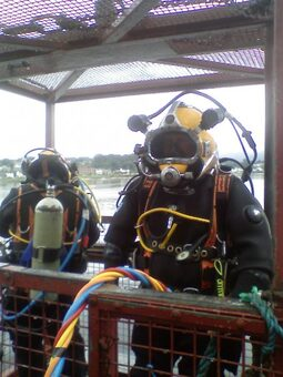 London Underwater Services Inspection Construction Repair