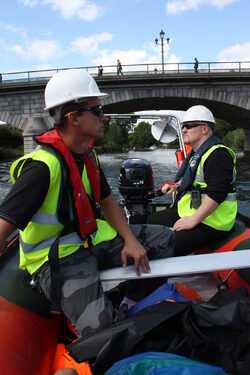 Rescue Boat Hire And Safety Boat Services In Cumberland