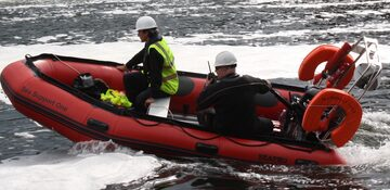 Diving And Safety Boat Services In Derbyshire