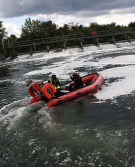 Safety Boat Services Suffolk