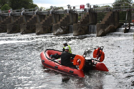 Safety Boat Services Competitive Rescue Boat Hire