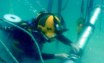 Underwater Inspection Services In London