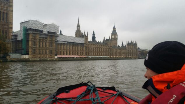 London Rescue And Safety Boat Hire Services On The River Thames